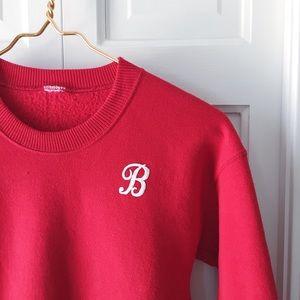 """Vintage """"B"""" Sweatshirt"""